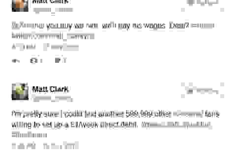 CĐV Arsenal góp tiền trả lương cho Messi