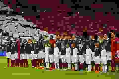 Premier League sẽ hát quốc ca Pháp vào cuối tuần này