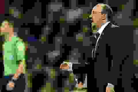 """Rafa Benitez chỉ là """"con rối"""" tại Real Madrid?"""