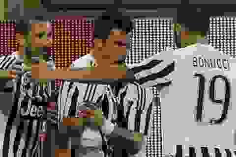 Vùi dập Palermo, Juventus thắng trận thứ 4 liên tiếp