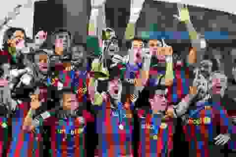 """Barcelona công bố đội hình """"khủng"""" dự FIFA Club World Cup"""