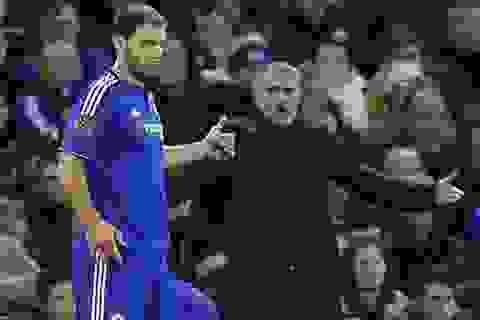 """Mourinho: """"Chelsea không tranh suất trụ hạng"""""""