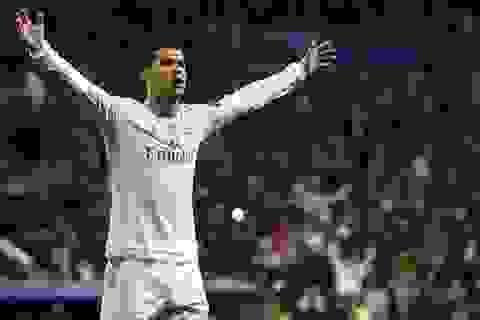 C.Ronaldo lập kỷ lục ở Champions League