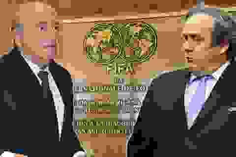 Sepp Blatter và Michel Platini bị cấm hoạt động bóng đá trong 8 năm