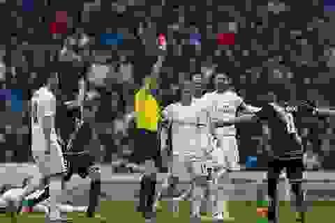 Trọng tài thiên vị trắng trợn cho Real Madrid?