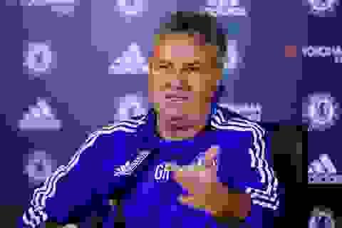 "Hiddink: ""Chelsea muốn vô địch Champions League, FA Cup"""