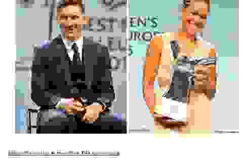 FIFA tiết lộ chủ nhân Quả bóng vàng 2015?