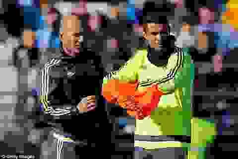 Zidane xác định tương lai của C.Ronaldo