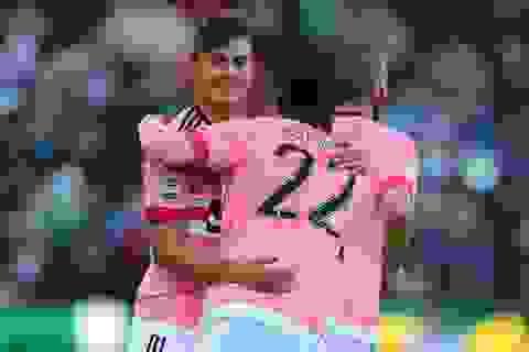 Dybala thăng hoa, Juventus thắng trận thứ 10 liên tiếp