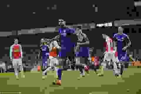 Thành tích cực kỳ tồi tệ của Arsenal trước Chelsea