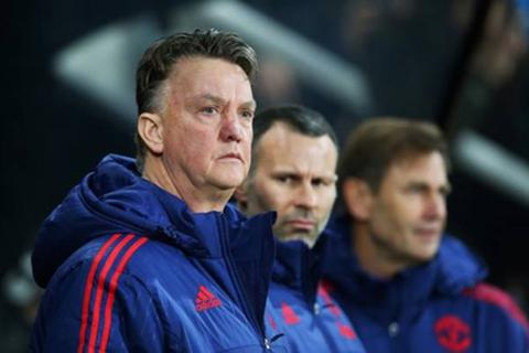 """Van Gaal: """"MU quyết vô địch FA Cup"""""""