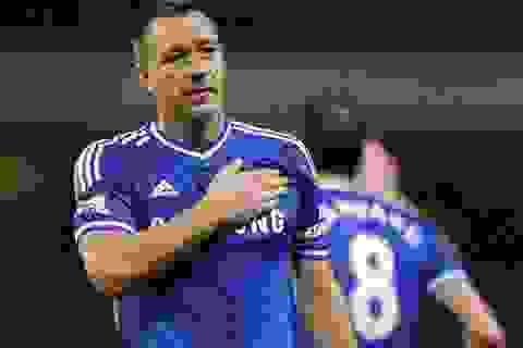 Chelsea phũ phàng với Terry: Nén bạc đâm toạc truyền thống