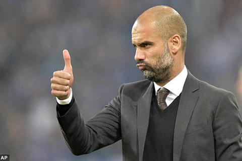 Pep Guardiola tự ví mình với phụ nữ