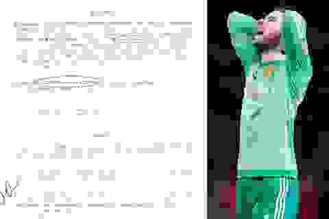 Hé lộ hợp đồng của De Gea với Real Madrid