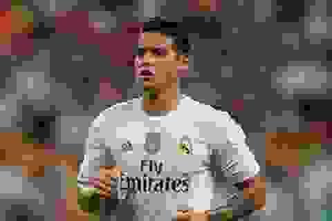 """Đòi tăng lương, James Rodriguez sắp bị """"tống cổ"""" khỏi Real Madrid"""