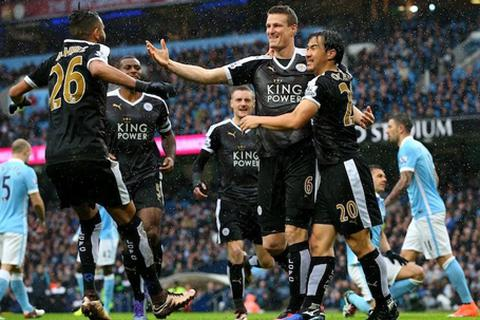 Lộ mức thưởng bèo bọt của Leicester nếu vô địch Premier League