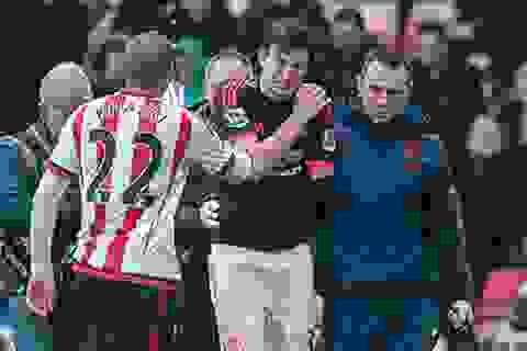 MU tổn thất nặng nề sau thất bại trước Sunderland