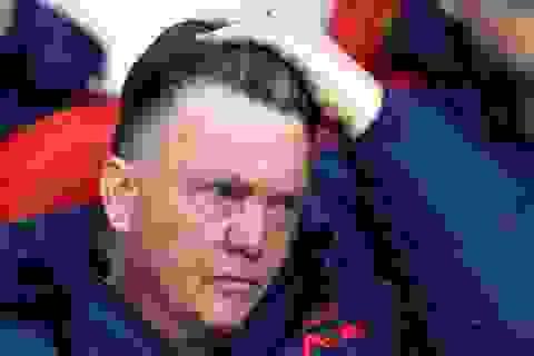"""Man Utd: Van Gaal có Love nhưng không có """"tình yêu"""""""