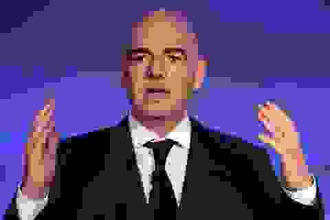 Gianni Infantino đắc cử ghế Chủ tịch FIFA