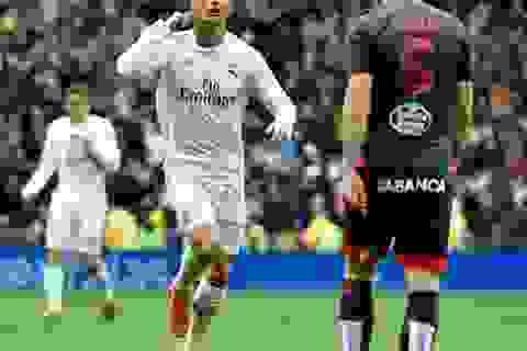 Mãn nhãn với hai siêu phẩm để đời của C.Ronaldo