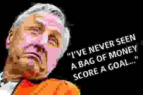 Những phát ngôn để đời của huyền thoại Johan Cruyff