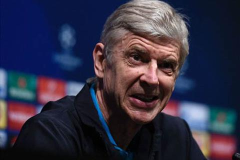 HLV Arsene Wenger chính thức chốt tương lai ở Arsenal