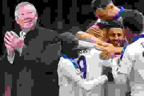 Xem Leicester City thi đấu, Sir Alex Ferguson bỗng nhớ MU