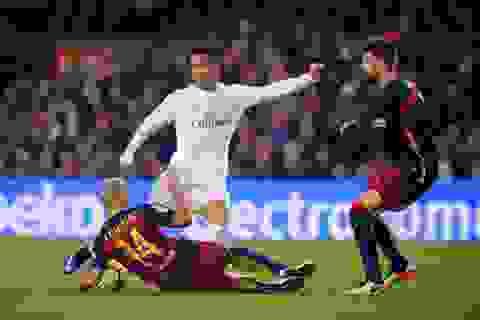 Khi Barcelona không phải là… cỗ máy