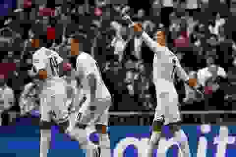 """Con số ủng hộ Real Madrid sẽ vượt qua """"khe cửa hẹp"""""""