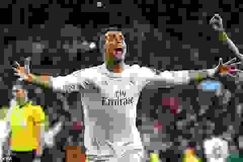 C.Ronaldo và thiên anh hùng ca của Real Madrid