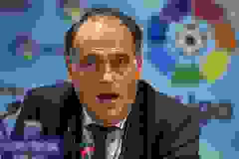 """Real Madrid sẽ bị phạt nặng nếu dùng tiền """"mua"""" Granada"""