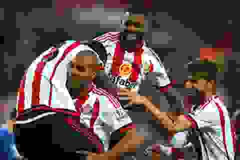 Xác định ba đội bóng xuống hạng ở Premier League