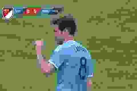 Đội bóng của Pirlo, Lampard, Villa thảm bại 0-7 ở MLS
