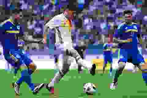 Tây Ban Nha chốt danh sách dự Euro 2016: Isco, Saul bị loại