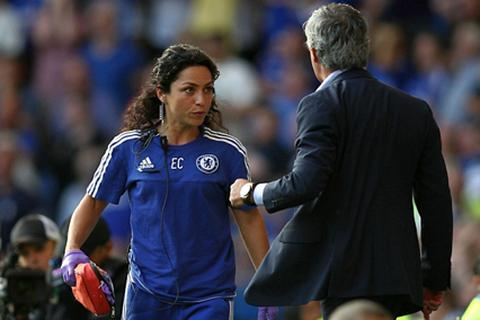 Chelsea giải quyết xong vụ lùm xùm với nữ bác sĩ Eva Carneiro