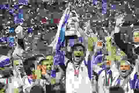 Lịch sử Euro 2004: Phép màu của Hy Lạp