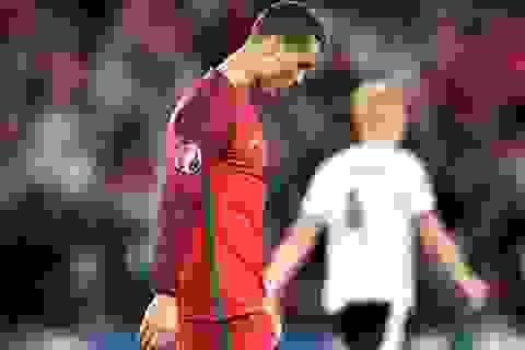 C.Ronaldo sút phạt đền ngày càng kém