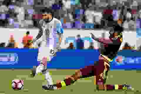 "Mỹ - Argentina: Hai con hổ ""đói"""