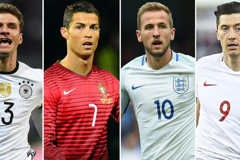 """Euro 2016: Đâu rồi những """"sát thủ""""?"""