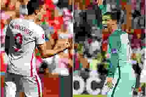 """C.Ronaldo - Lewandowski: Những họng pháo """"ẩn mình"""""""