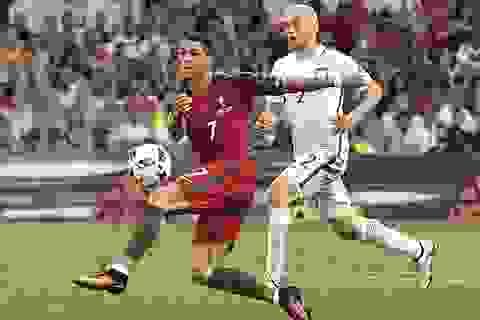 Hai pha bỏ lỡ cơ hội ghi bàn đầy vô duyên của C.Ronaldo trước Ba Lan