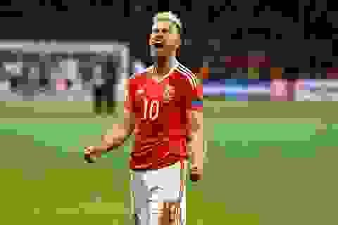 Xứ Wales trả giá cực đắt sau chiến thắng lịch sử