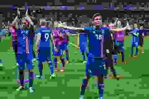 """Iceland """"bơi trong tiền"""" sau thành công ở Euro 2016"""