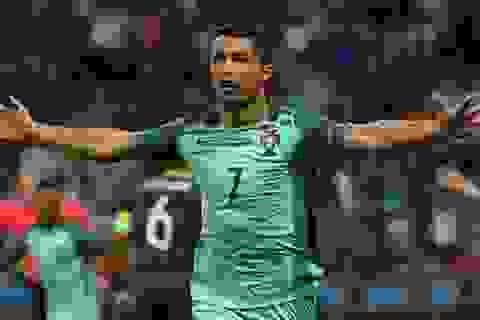 C.Ronaldo và thắng lợi tập thể của Bồ Đào Nha tại Euro 2016