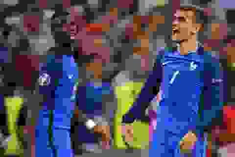 Pháp lộ đội hình ra sân trong trận chung kết Euro 2016