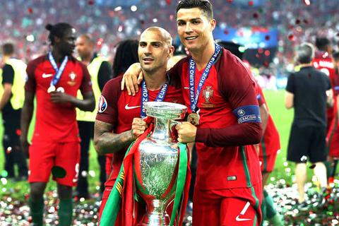 """Quaresma: """"C.Ronaldo là cầu thủ duy nhất tôi ngưỡng mộ"""""""