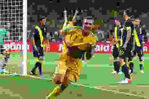 Cựu danh thủ Shevchenko bất ngờ dẫn dắt đội tuyển Ukraine