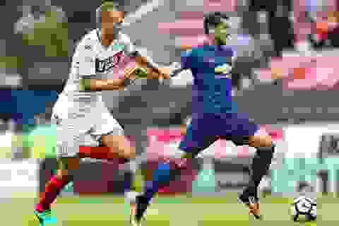 Mourinho đưa tân binh Mkhitaryan lên mây xanh sau chiến thắng