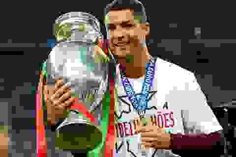 C.Ronaldo nghỉ thi đấu dài hạn vì chấn thương tại Euro 2016
