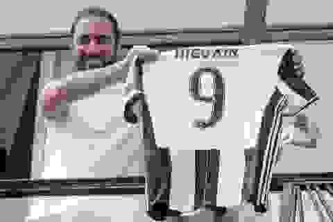 """Real Madrid bỗng dưng hưởng lợi từ vụ """"bom tấn"""" Higuain"""